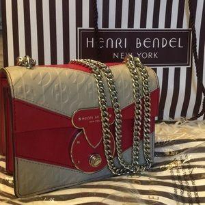 Henri Bendel Warren Street Chain Bag